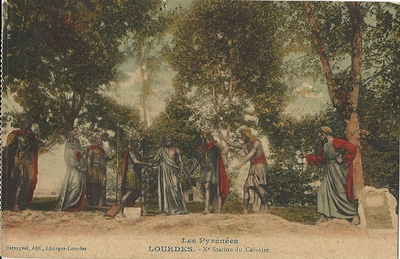 Postkaarten van Benats Dominique