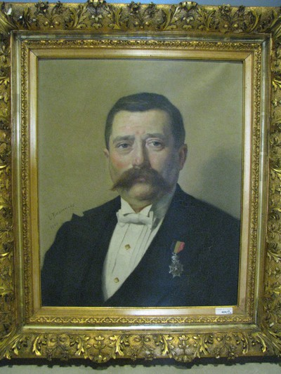portret Andronic Valvekens