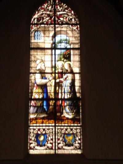 Het huwelijk van Jozef en Maria