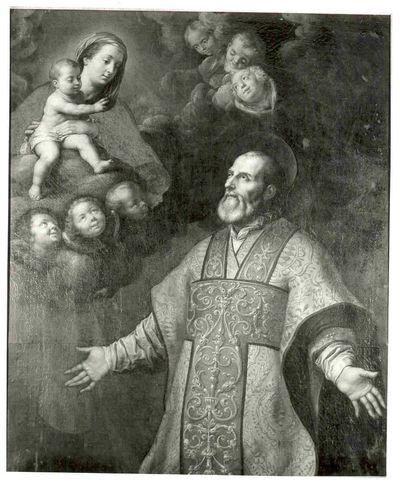 De verschijning van Maria aan Philippe de Nery