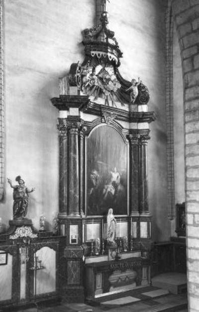 Altaar van Sint-Kwinten