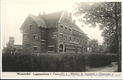 Waterschei Logementshuis Concordia