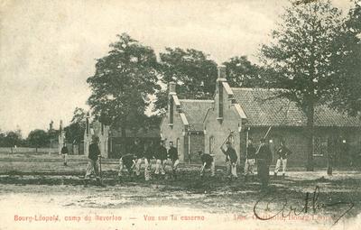 Bourg-Léopold, camp de Beverloo.