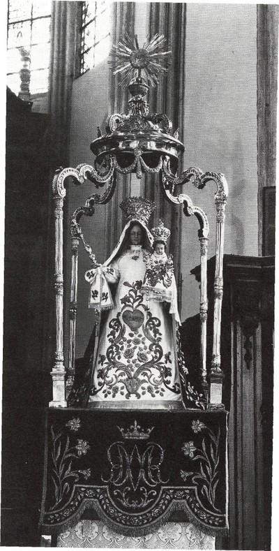 Baldakijn van Maria