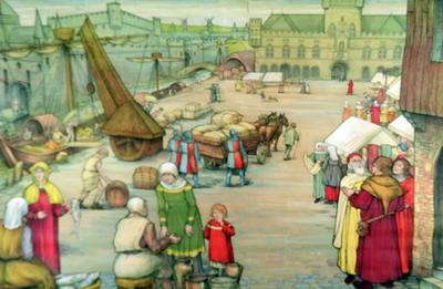 9. Het ontstaan van de gemeenten: Brugge in de XIIIe eeuw