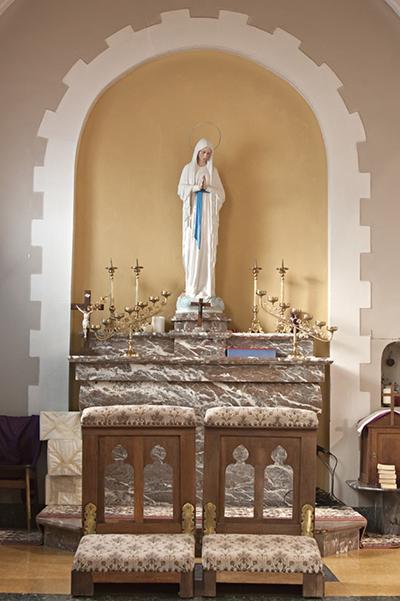 Maria-altaar