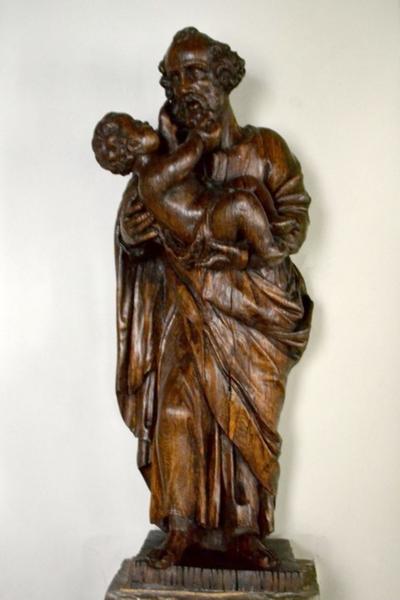 Sint-Jozef beeld