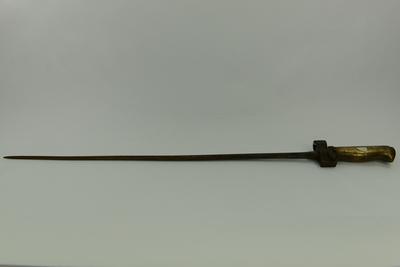 Franse naaldbajonet M1886/93/16 voor Lebel.