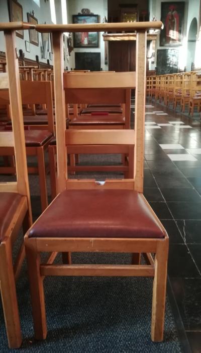 kerkstoel