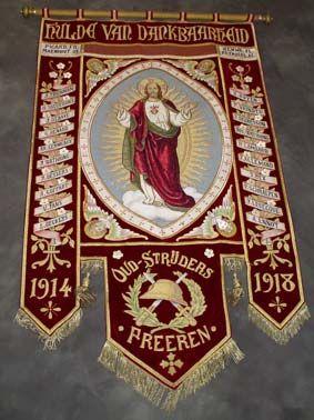 Oudstrijders 1914-1918