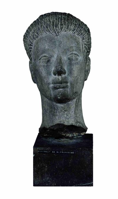Portrait van juf Françoise