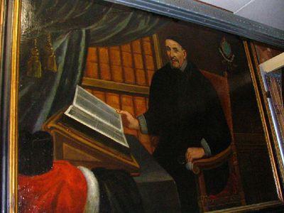Portret van Jacob van Santvoert