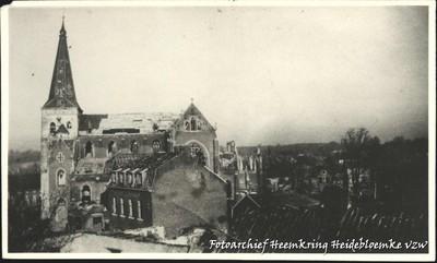 Bombardement van Genk op 2 oktober 1944
