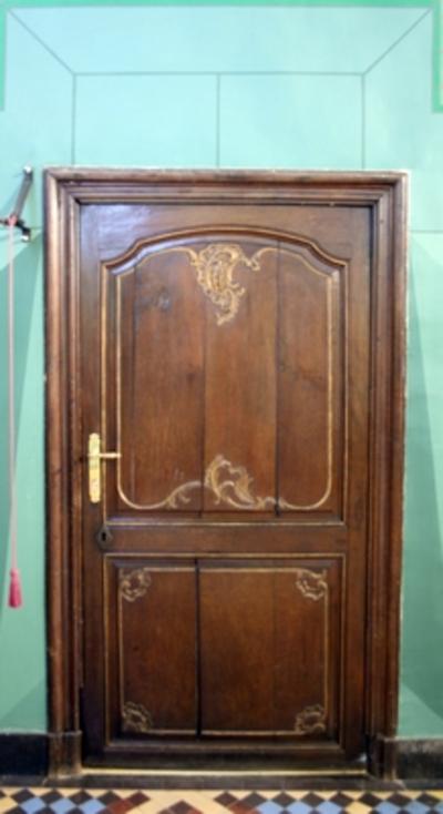 Twee deuren