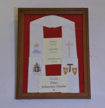 Stola van Paus Johannes Paulus II