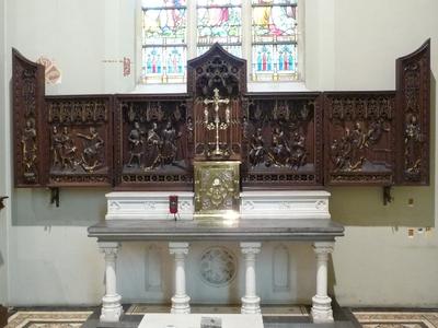 Retabel van het Sint Pietersaltaar