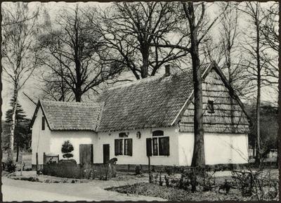 Haspengouws vakwerkhoevetje uit Kortessem, 1667. Gift van de V.T.B., 1954