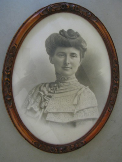 portret van Hélène Borremans