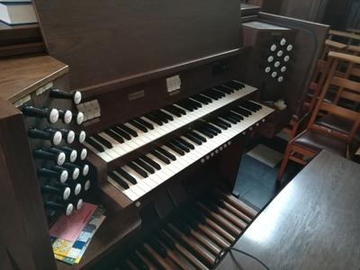 electronisch orgel