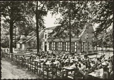 Domein Bokrijk. Openluchtmuseum. Afspanning In Sint-Gummarus, uit Lier
