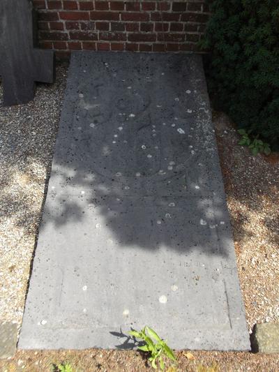 grafsteen van Joannes van Liboete