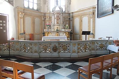 Communiebank Sacramentskapel