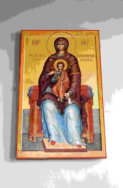 Maria van Barmhartigheid
