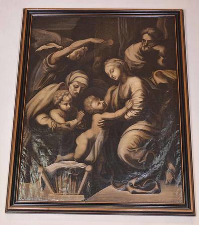 Bezoek van Maria aan Elisabeth