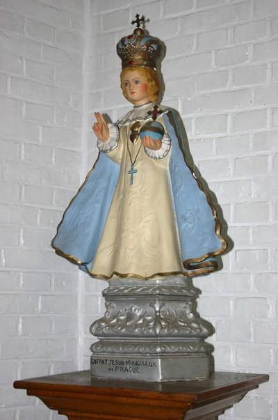 Miraculeus Kindje Jezus van Praag