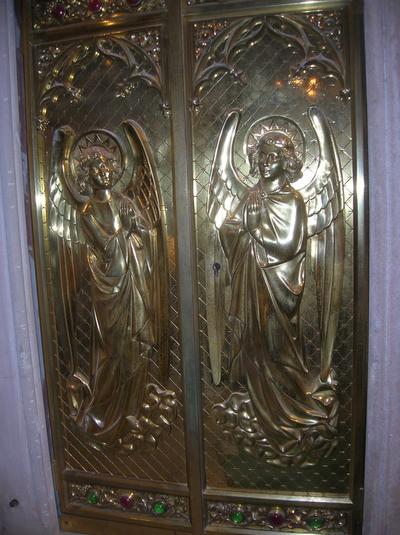 tabernakels in de kerk