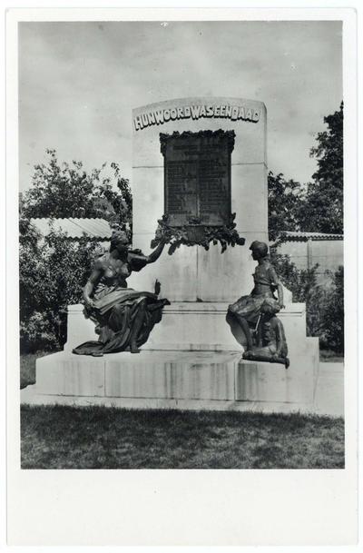 Balen-Neet Standbeeld 1914-1918