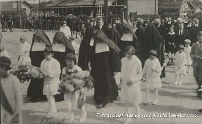 Nieuw Klooster der Arme Clarissen Colettinen, te Genck