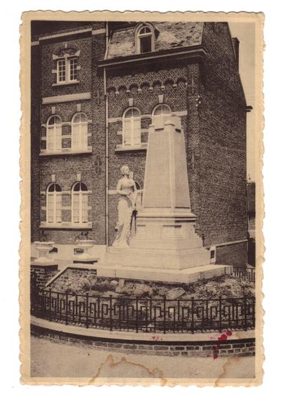 Landen. Monument aan de Oorlogsslachtoffers 1940-45. Monument aux Victimes de la Guerre 1940-45