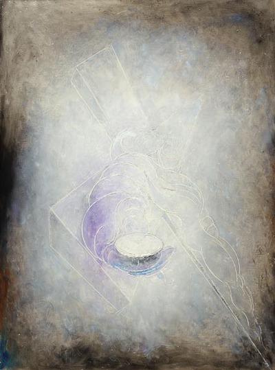 Kristus aan het kruis (Eucharistie)