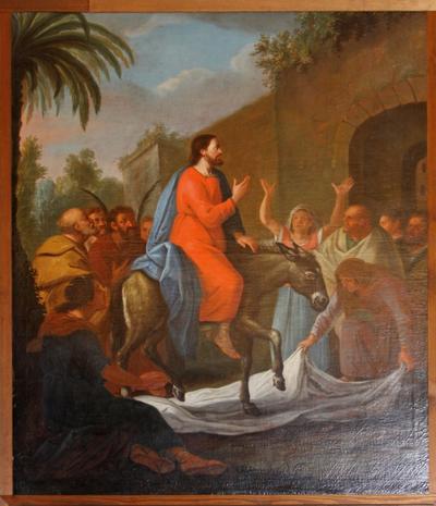 Intrede van Christus in Jeruzalem