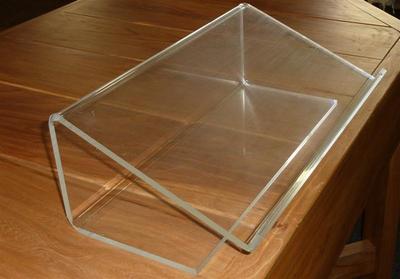 Lezenaar plexiglas