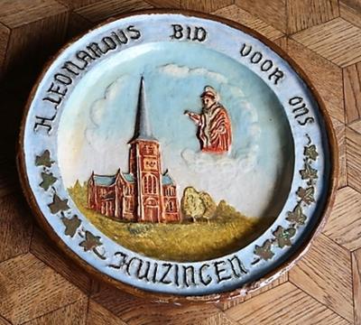 Aandenken ter ere van St. Leonardus