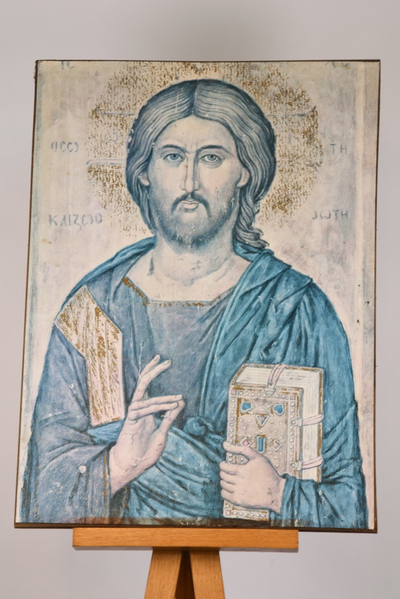 Icoon van Christus
