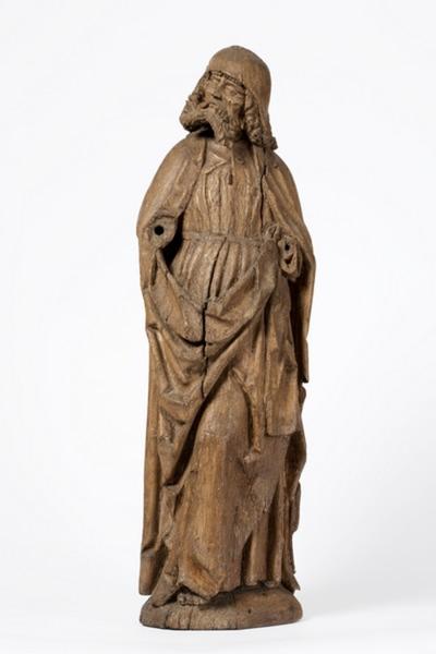 H. Apostel met hoed