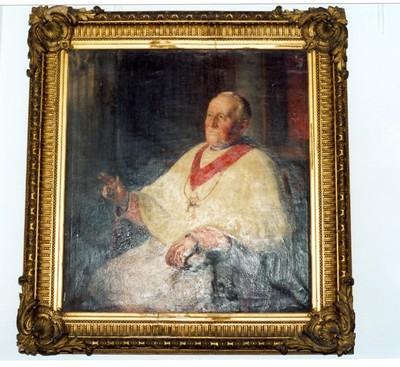 portret van Mgr. Martinus Rutten