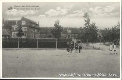 Waterschei Schoolstraat