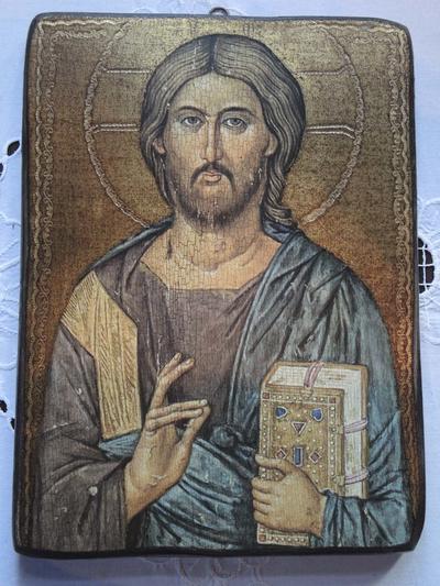 Christus als leraar
