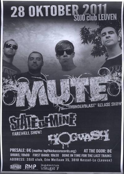 Mute - State of Mine - Hoghwash