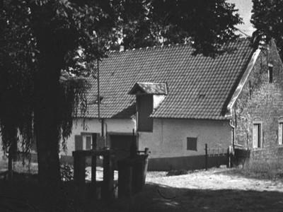 Slagvijvermolen in Sint-Kwintens-Lennik