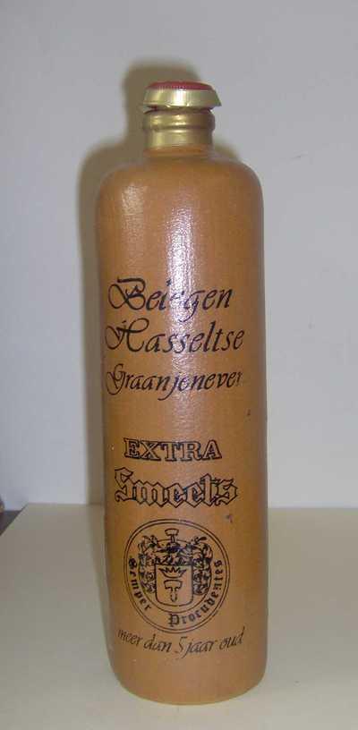 Stoop 'Belegen Hasseltse Graanjenever Extra' voor Smeets, Hasselt, ca. 1970-1990