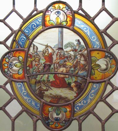 De onthoofding van Jacobus de Meerdere