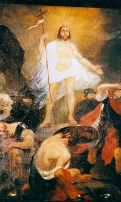 Verrezen Jezus Christus