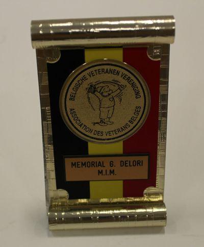 Trofee Memorial G Delori M.I.M. - Belgische Veteranen Vereniging - Association des Veterans Belges