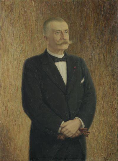 Burgemeester Raoul Claes (1933-1938)
