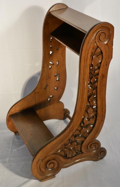 Set van twee bidstoelen